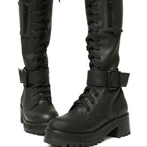 Dolls kill combat boots